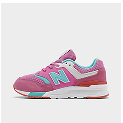 Girls' Big Kids' New Balance 997 Casual Shoes