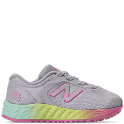 Girls' Toddler New Balance Fresh Foam Arishi V2 Hook-and-Loop Running Shoes