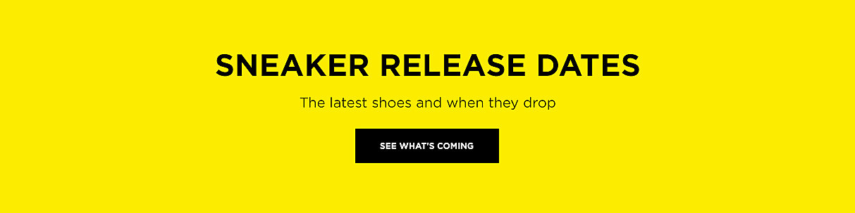 Responsive Promo Banner- Sneaker Release