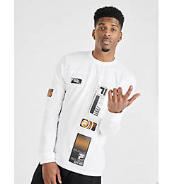Men's Fila Miso Long-Sleeve T-Shirt