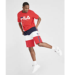 Men's Fila Stu Color Block Shorts