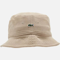 Men's Lacoste Cotton Pique Bucket Hat