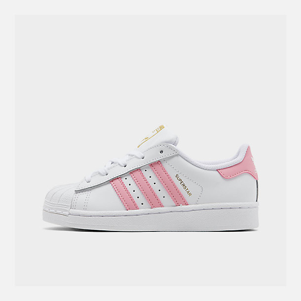 brand new 42d38 71772 Girls' Big Kids' adidas Superstar x Pharrell Williams Supercolor Casual  Shoes