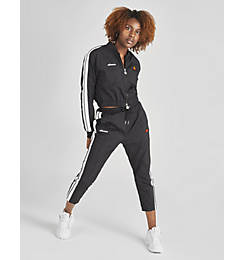Women's Ellesse Phantom Woven Crop Track Pants