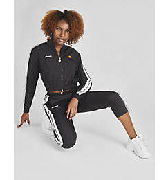 Women's Ellesse Spitfire Woven Full-Zip Crop Jacket