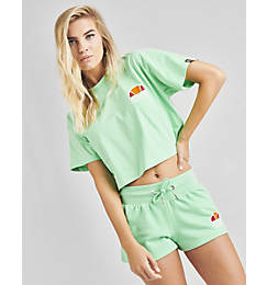 Women's Ellesse Manila Crop T-Shirt