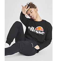Men's Ellesse Grazie Long-Sleeve T-Shirt