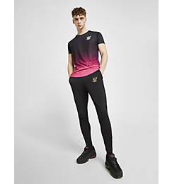 Men's SikSilk Zonal Poly Track Pants