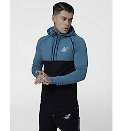 Men's SikSilk Zonal Full-Zip Hoodie