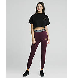 Women's SikSilk Tape Track Pants