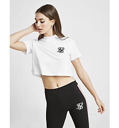 Women's SikSilk Crop T-Shirt