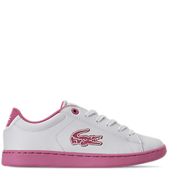 Girls' Little Kids' Lacoste Carnaby EVO 319 Casual Shoes