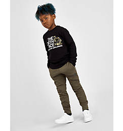 Boys' The North Face Slacker Fleece Jogger Pants