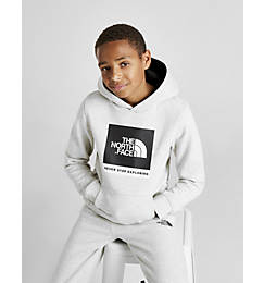 Boys' The North Face Box Logo Hoodie