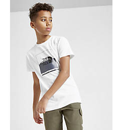 Boys' The North Face Box Logo T-Shirt