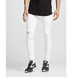 Men's Supply & Demand Essential Distressed Skinny Jeans