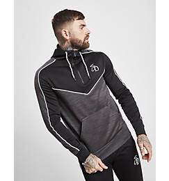 Men's Supply & Demand Retro Pipe Half-Zip Hoodie