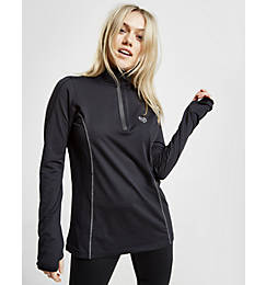 Women's Pink Soda Sport Core 1/2 Zip Track Top