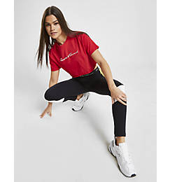 Women's Supply & Demand Ray Super Crop T-Shirt