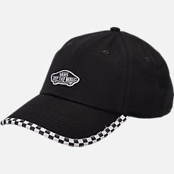 Vans Check It Adjustable Back Hat